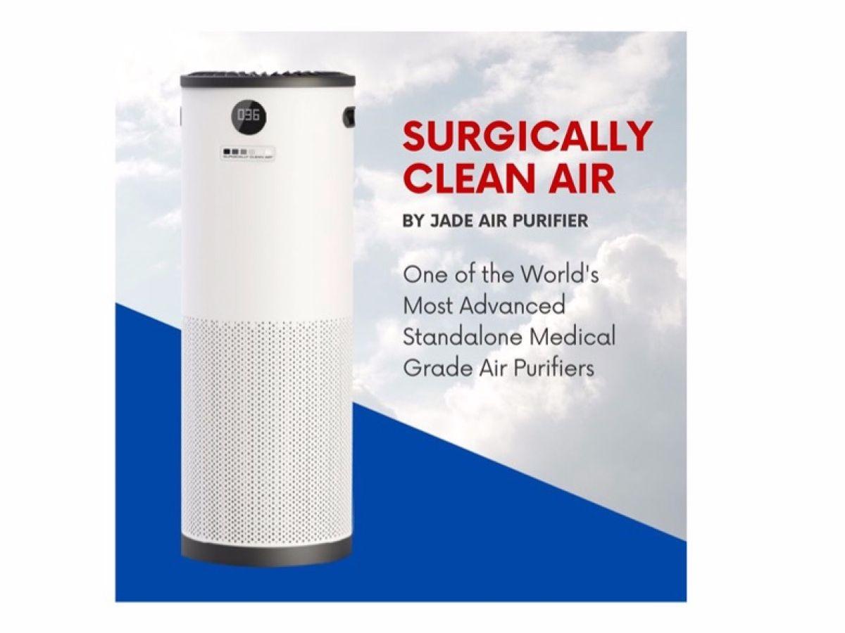 Surgically Clean Air